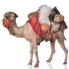 Camello Belén 18 cm Angela Tripi | venta online en HOLYART