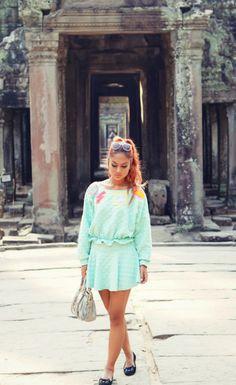 #style #asian #fahion #foki #soirak
