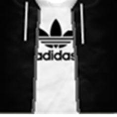 T Shirt Roblox Adidas 2 Roblox In 2020 Roblox Shirt Adidas Shirt Hoodie Roblox