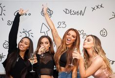 Little Mix Celebrate First