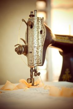 Sewing machine/just because...