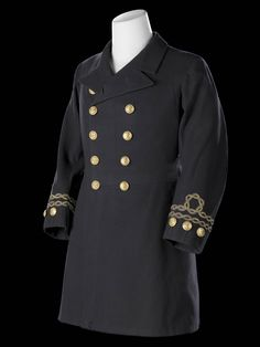 Royal Naval Artillery Volunteers uniform: pattern 1887 - National Maritime Museum