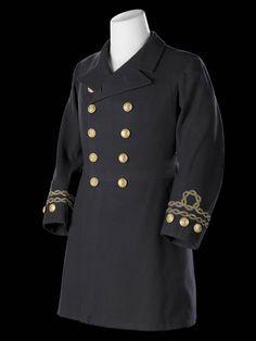 Royal Naval Artillery Volunteers uniform: pattern 1887 - National Maritime Museum