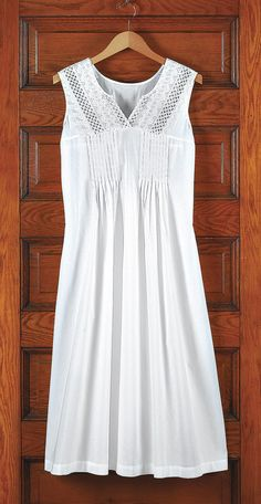 April Cornell Cotton Nightie Outfit Meaning c83eb6ede