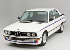 BMW M535i 1981