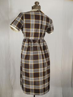 YEAR END SALE 1950s Dress // 1950s Day by RockabillyRavenVtg