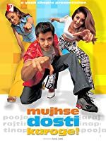 Mujhse Dosti Karoge! (2002) Indian Movies Bollywood, Bollywood Movies Online, Hindi Movies Online, Online Tv Channels, Germany Language, Film Home, Hd Movies Download, Family Movies, Let It Be