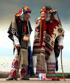 La Danza de los Viejitos desde #Michoacan #México
