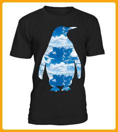 Polar Emperor Penguin Bird Sky Shirt - Pinguin shirts (*Partner-Link)