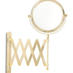 Search results for: 'home decor bath accessories upper canada wall mount extension mirror gold Gold Vanity Mirror, Brass Mirror, Wall Mounted Mirror, Mirrors, Diy Bath Salts Easy, Skin Care Tools, Gold Walls, Bath Accessories, Chrome Plating