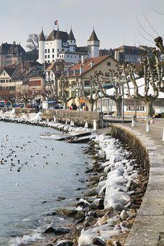 Nyon, Switzerland Europe  #lovinglife #scarlettsuccess #nyontravel