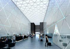 haeahn architecture haenglim office of seoul thermal power plant designboom