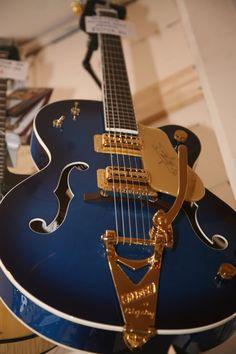 Chet Atkins Signature Hollow Body Gretsch 6120BS - Peterborough Music's Blog | Music Instruments & Accessories