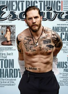 Seriously. Seriously. Tom Hardy on Esquire magazine may 2014 #tomhardy #tomhardyesquire