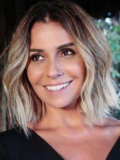 Giovanna Antonelli faz mudança radical de visual para personagem. Veja: - 21/03/2018 - UOL Universa