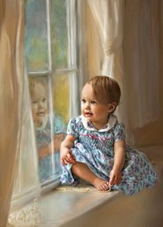 Gracie by Richard Ramsey (American) | I AM A CHILD