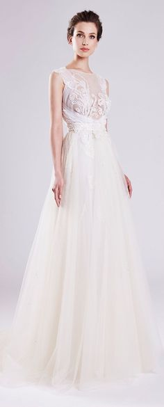Otilia Brailoiu Atelier 2017 Wedding Dress