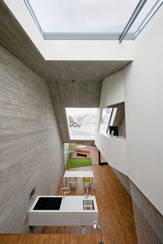 Haus cj_5 – caramel Architektur