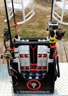 The Ultimate DIY kayak crate