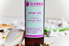 After Sun Body Lotion, Soothing, Aloe Vera Gel, Anti-irritation, Redness, Sunburn Treatment, Organic Skin Care by Herbana Cosmetics  Maximize moisture and prolong your tan with a summer skin repairer!  Soothing, anti-irritation and redness lotion. Your skin restores its elasticity and gets hydrated in depth.  After Sun Body Care with Aloe Vera juice & gel, Vegetable oils, Rice milk, Panthenol and Cucumber extract. It soothes, heals, cools, moisturizes, nourishes and restores skin after su...