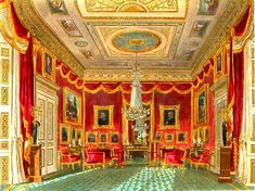 Carlton House, London, of The Barons Carleton and The Kings of Great Britain