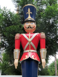 Toy soldier at The Christmas Shop. | Toy soldier | Pinterest | Toy ...
