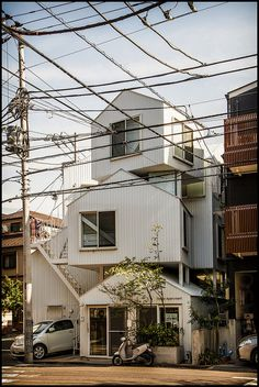 Tokyo Apartments by Sou Fujimoto   www.aaso-photography.com   Flickr - Photo Sharing!