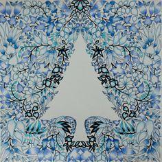 Johanna Basford | Picture by Zuzka (Czech Republic) | Colouring Gallery