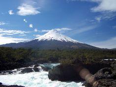 「チリ富士」 オソルノ山.jpg