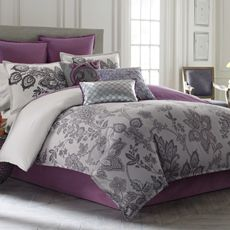 Blissliving® Lacy Duvet Cover, 100% Cotton Sateen, 250 Thread Count - Bed Bath & Beyond