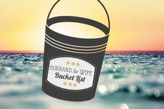 Husband and Wife Bucket List - iMom