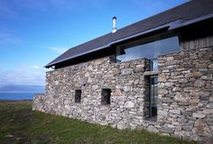 designer: wt architects  project: white house, isle of coll, scotland