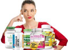 Es gibt viele Forskolin Produkte auf dem Markt - aber welches ist das beste?