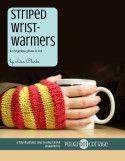 Striped Wristwarmers, a pattern from Polka Dot Cottage