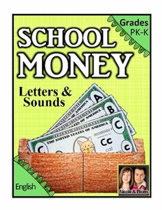 School Money - Alphabet Letters and Sounds