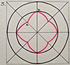 PEP tangles: Mandala Tutorial
