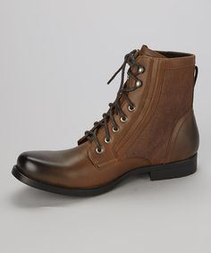 Love this Tan Defender Boot by J75 by JUMP on #zulily! #zulilyfinds