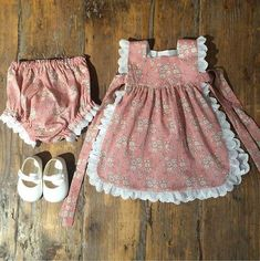 Dos and Don'ts While Shopping Baby Clothes - Her Crochet Cute Baby Dresses, Little Girl Dresses, Baby Dress Patterns, Baby Sewing, Toddler Dress, Infant Toddler, Clothing Patterns, Doll Clothes, Kids Outfits
