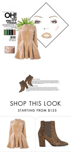 """Untitled #811"" by salute-shauna ❤ liked on Polyvore featuring J.W. Anderson, Dune and Rebecca Minkoff"