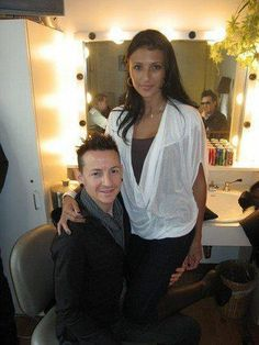 Chester & Talinda Bennington