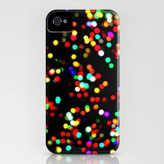 celebrate color iPhone & iPod Case by Casey Godwin | Society6
