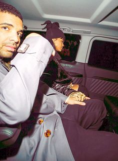 "Rihanna Holds Drake's Hand After London Club Outing: ""Really Into Him"" - Us Weekly"