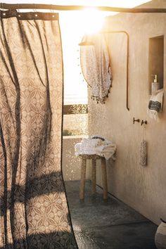 Kameninový dávkovač na mýdlo - Bílá/vzorovaná - HOME | H&M CZ