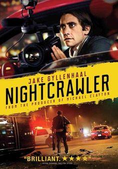 Nightcrawler, Movie on Blu-Ray, Drama Movies, Suspense Movies, recently released movies, recently released movies on Blu-Ray