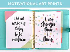 motivational art prints
