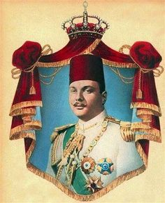 King Farouk of Egypt. Life In Egypt, Egyptian Actress, Old Egypt, Old Newspaper, Antique Jewelry, Princess Zelda, King, Horses, History