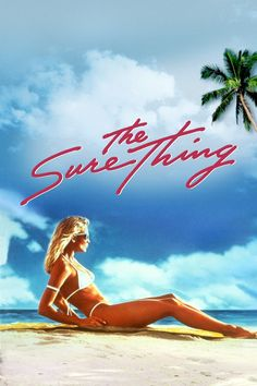 Ver The Sure Thing peliculas online en español ^HD^ 80s Movies, Movies 2019, I Movie, John Cusack Movies, John Cusak, Teenage Movie, It Happened One Night, Cross Country Trip, Movies Worth Watching
