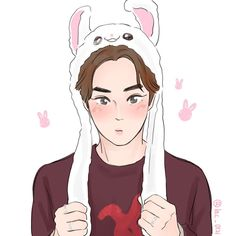 😘SUHO #exo #suho #leader #suhofanart #fanart #exofanart Cr.lac_0121 Chibi, Sketches, Exo Art, Illustration, Drawings, Exo Fan Art, Anime, Fan Art, Exo Stickers