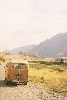 Go somewhere. Go travel.