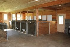 Nice indoor kennel setup for litters of puppies